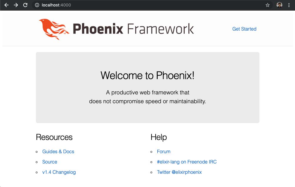 Elixir: Containerized development environment